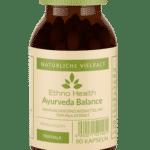 Ayurveda Balance von Ethno Health