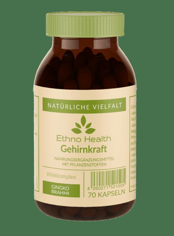 Gehirnkraft von Ethno Health