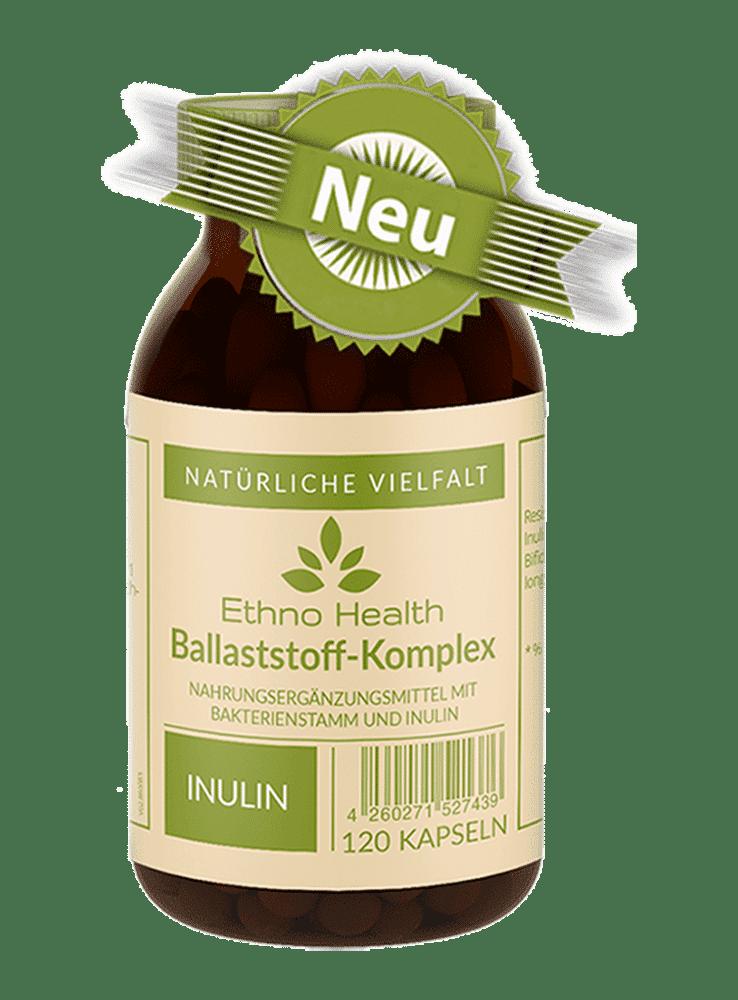 Ballaststoff Komplex von Ethno Health