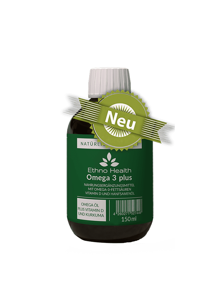 Omega 3 Plus von Ethno Health